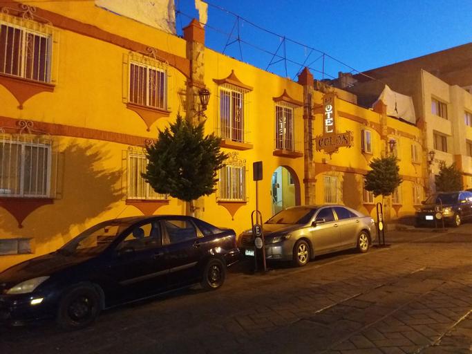 Hotel Colon de Zacatecas, Vetagrande
