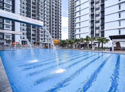 Melaka Jonker Walk Town Area - Swimming Pool View, Kota Melaka