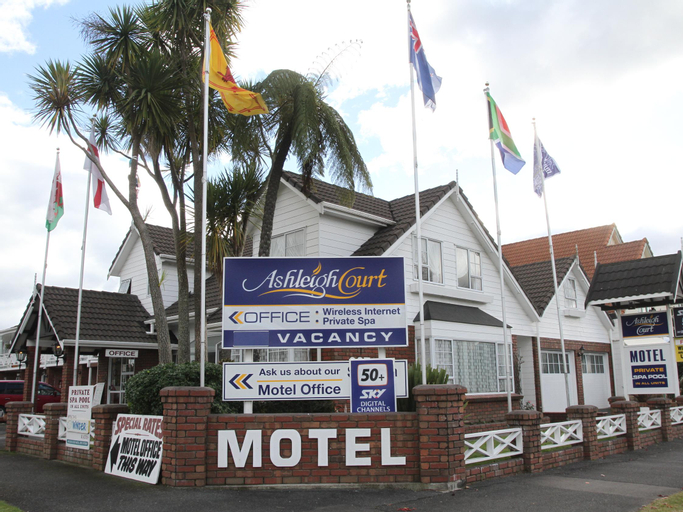 Ashleigh Court Motel, Rotorua