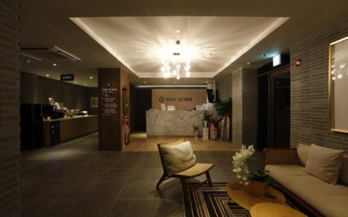 Brown Dot Hotel Chungju, Chungju