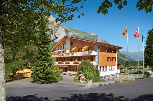 Typically Swiss Hotel Ermitage, Frutigen