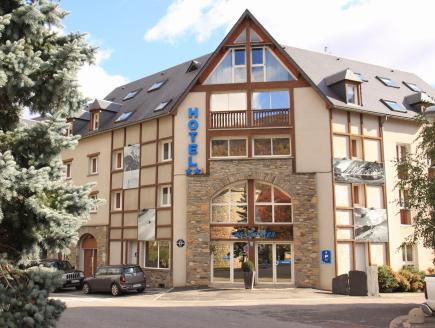Hotel Les Arches, Hautes-Pyrénées