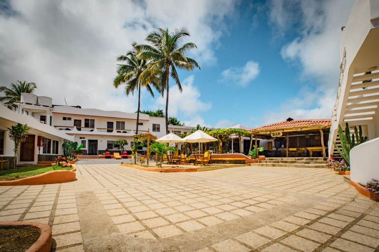 Hotel Ninfa, Santa Cruz