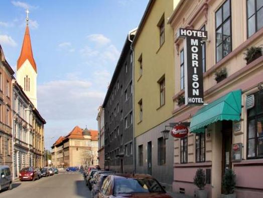 Penzion Hotel Morrison, Plzeň