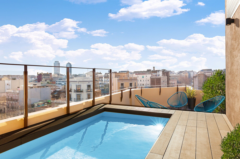 Aspasios Poblenou Apartments, Barcelona