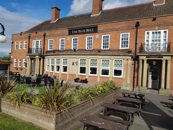 The Blue Bell Hotel, Middlesbrough