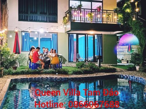 Queen Villa Tam Đao - Phong Dorm, Tam Dao