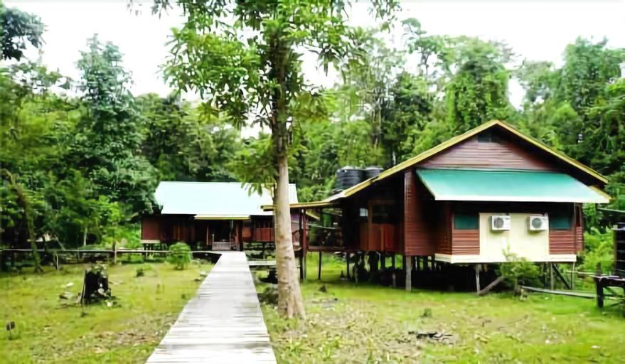 Bilit Adventure Lodge, Kinabatangan