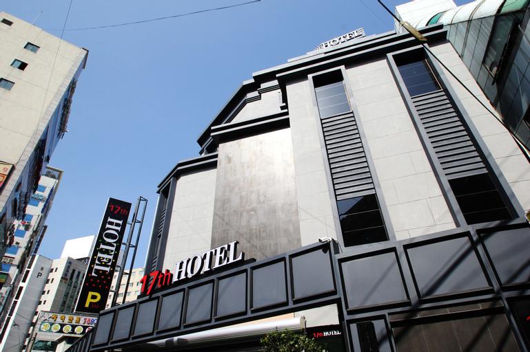 17th Hotel, Yeonje