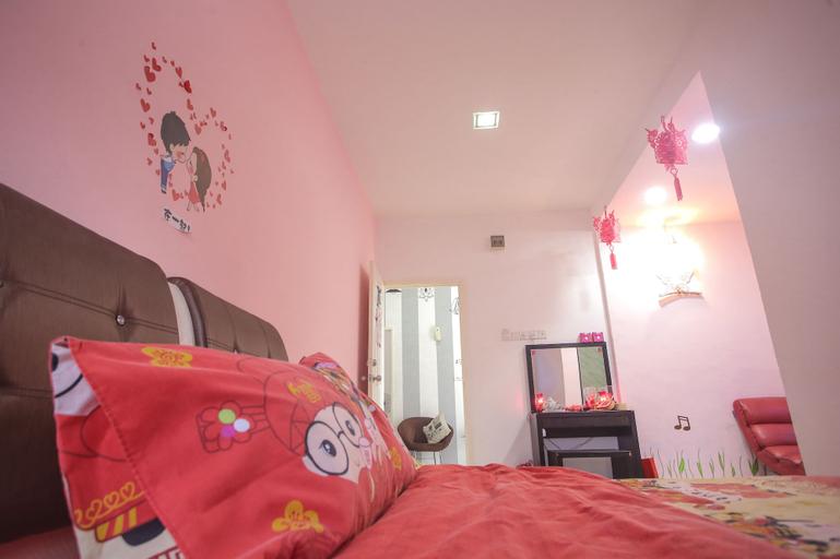DesaTebrau NewStar Homestay - Wedding Bridal House, Johor Bahru