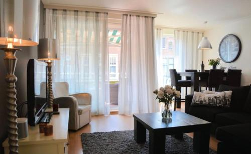 Appartement aan zee, Katwijk