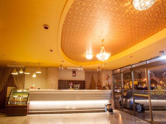 Gene Long Haiy Att Hotel, Chiayi City