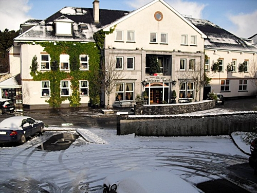 Jackson's Hotel,