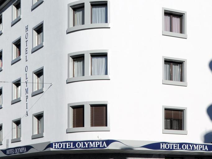 Olympia, Zürich