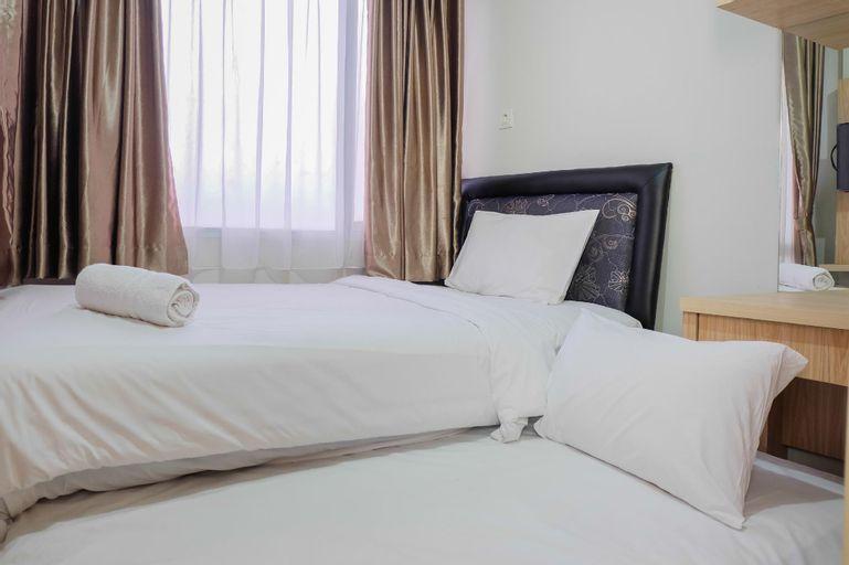 Cozy Living at Saladdin Mansion Studio Apartment By Travelio, Depok