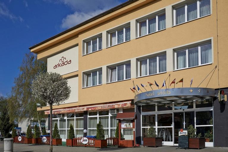 Hotel Arkáda, Vyškov