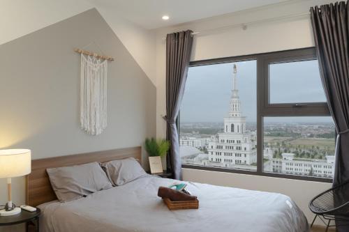 KemKay Apartment @Vinhomes Ocean Park, Gia Lâm
