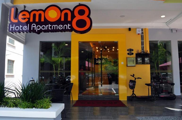Lemon 8 Boutique Hotel @ Malacca, Kota Melaka