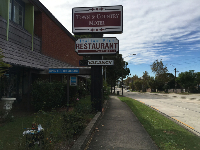 Town and Country Motel, Strathfield