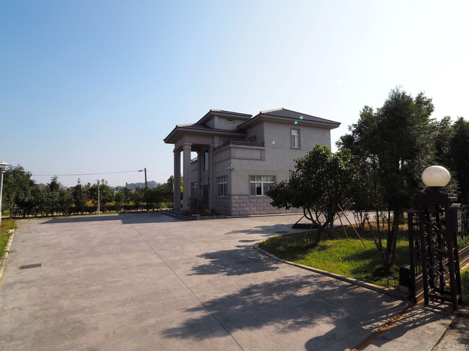Green Island Guest House, Hsinchu County
