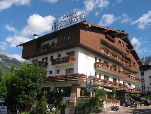 Europa Hotel, Belluno