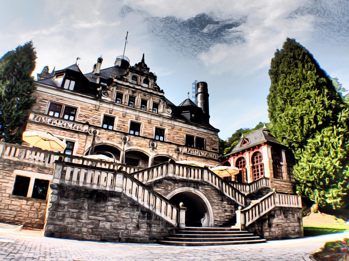 Schloss Hotel Wolfsbrunnen, Werra-Meißner-Kreis