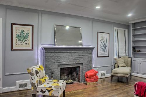 Classic D.C. Home ~10 Min to Metro Station!, District of Columbia