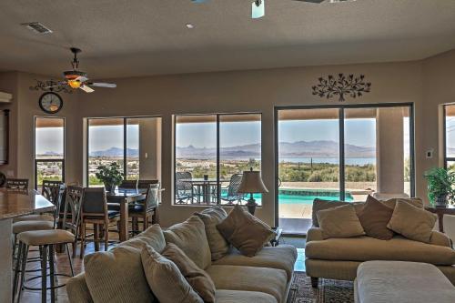 Lake Havasu City Retreat with Views & Private Pool!, Mohave