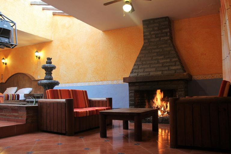 Hotel Hacienda, Pachuca de Soto