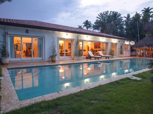 Beautiful Villa Casa de Campo, La Romana