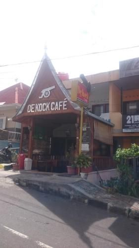 De Kock, Bukittinggi