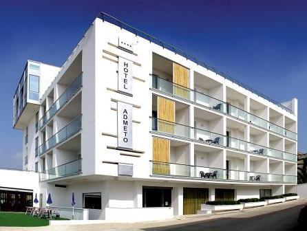 Hotel Admeto, Trapani
