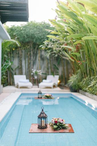 Habibi Villa Bali 3 Bedrooms In A Quiet Area, Badung