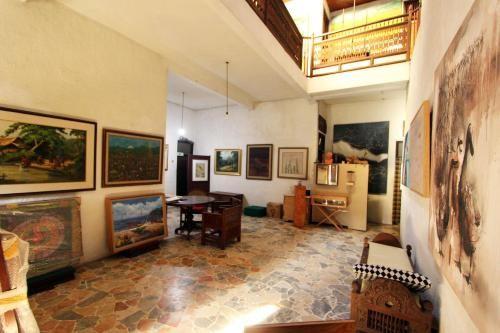 Posnya Seni Godod Art Gallery & Homestay, Yogyakarta