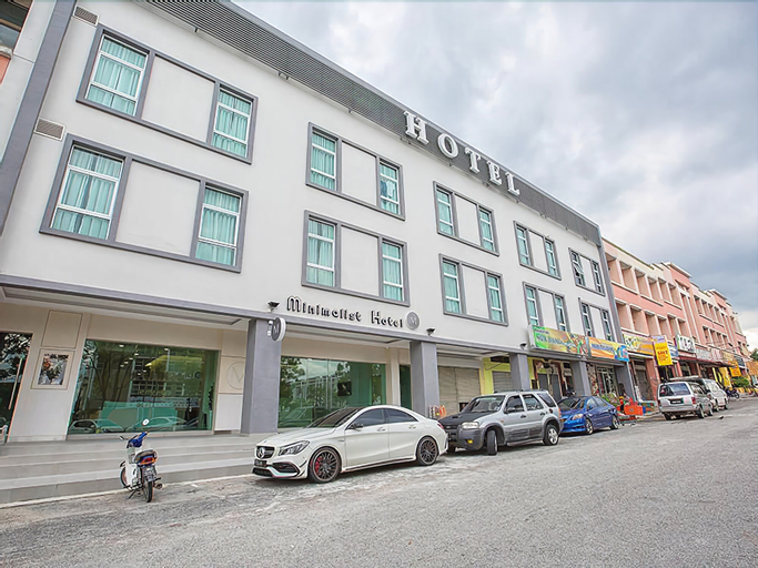 Minimalist Hotel, Johor Bahru