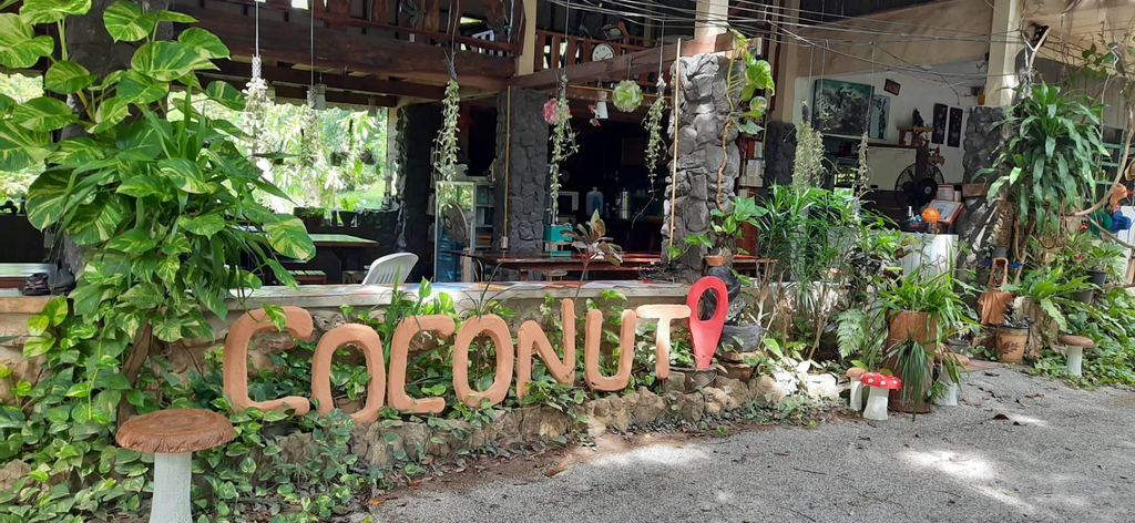 CGB Coconut Garden Bungalow โคโคนัท บ้านกรูด, Bang Saphan