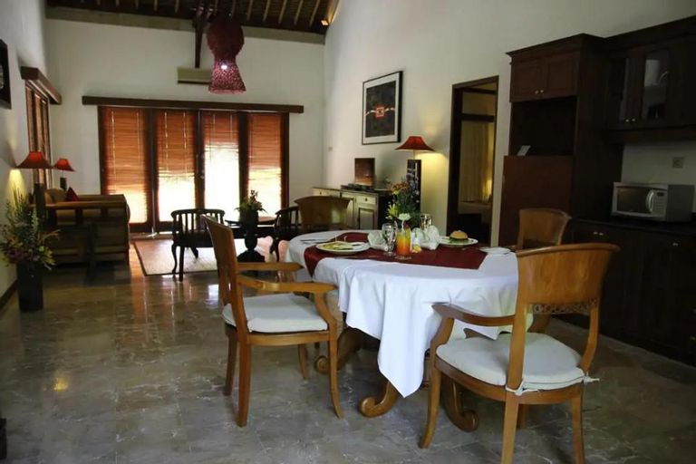 #158  2BDR Suite With Private Pool at Sukawati, Gianyar