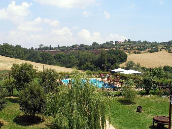 La Contea, Perugia