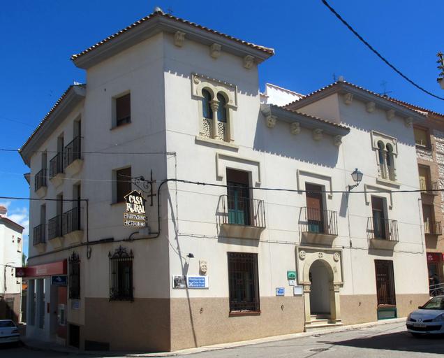 Casa Rural Cuatro de Oros, Toledo