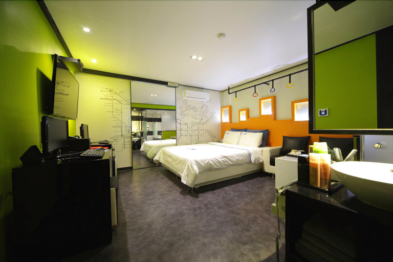 Hotel Bus Uijeongbu, Yangju