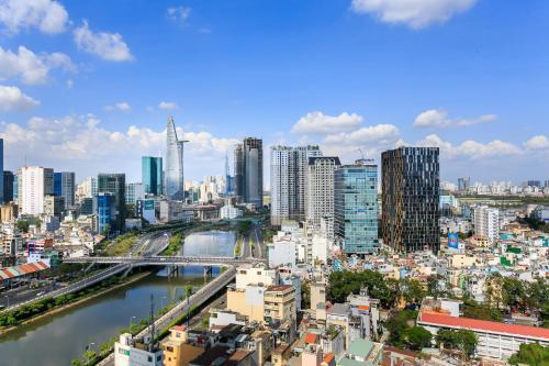 Sai Gon Millenium Masteri Apartment, Quận 4