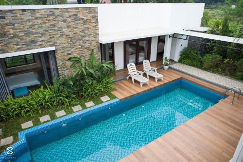 V Pool Villa, Phổ Yên