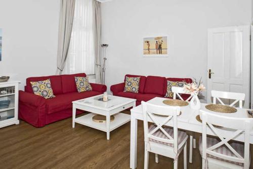 Villa Anna Wohnung Bernstein, Vorpommern-Greifswald