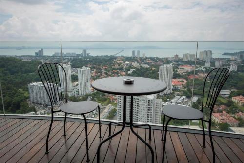Fantastic Seaview @ 3 Bedroom Arte S @ FREE 500MbpsWIFI, Pulau Penang
