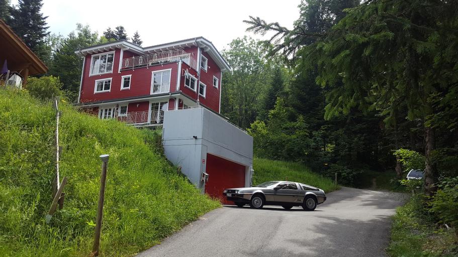 Schwedenhaus am Eichenberg, Bregenz