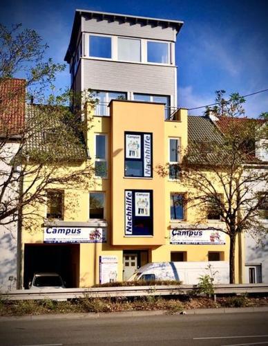 Apartments Rhona I und II Neunkirchen City, Neunkirchen
