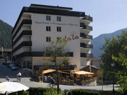 Hotel Dala, Leuk