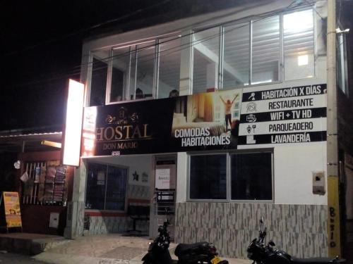 Hostal don Mario, San José de Cúcuta