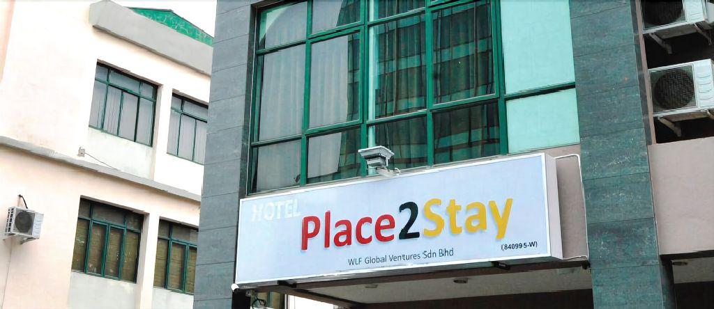 Place2Stay - RH, Kuching