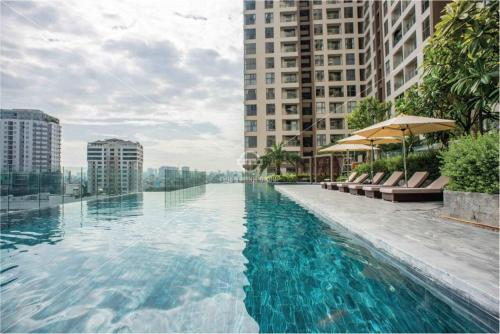 City Appartment with Infinity swimming pool, Quận 4